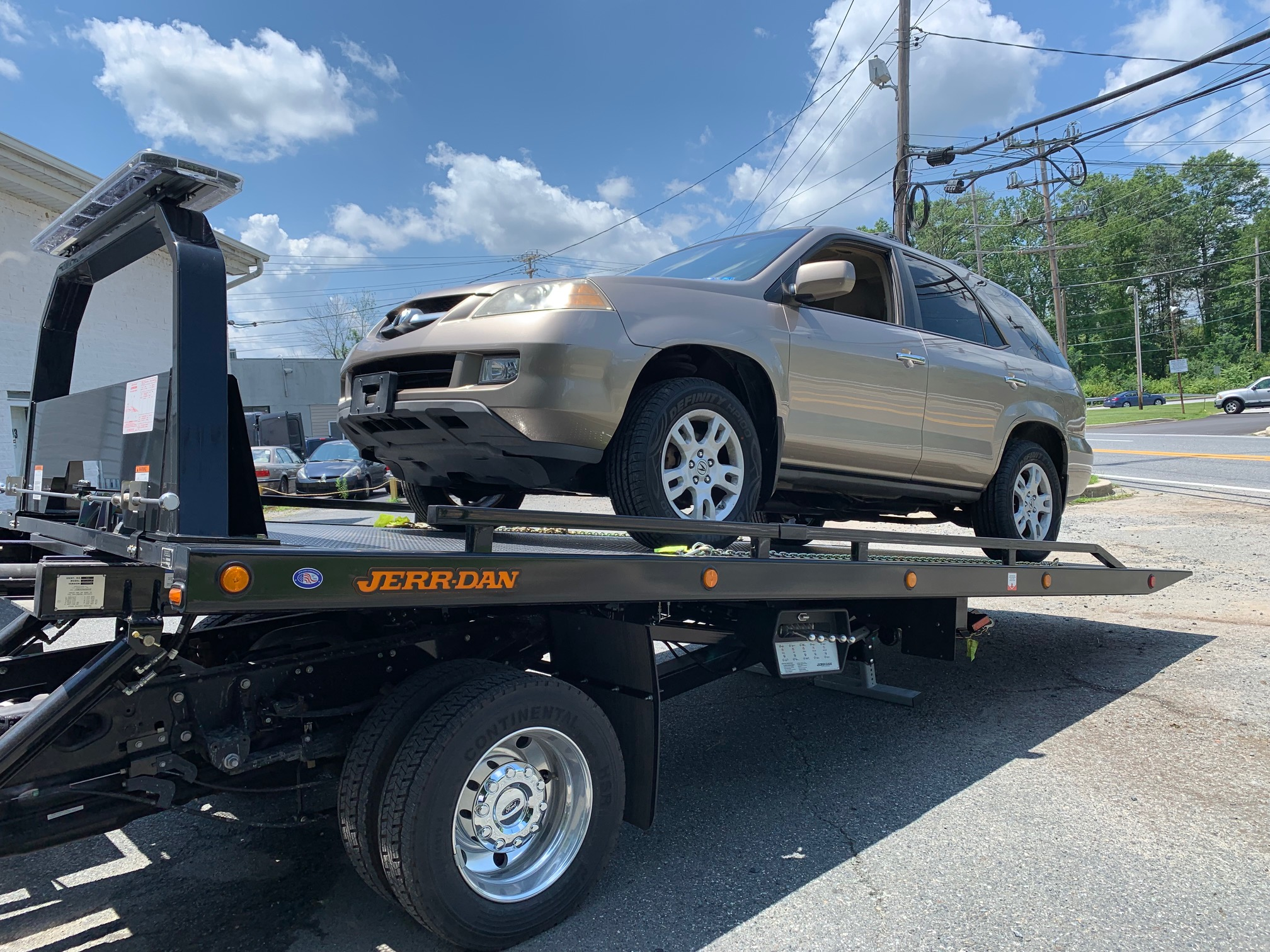 baltimore towing service