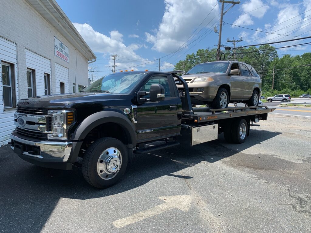 Maryland recovery and towing